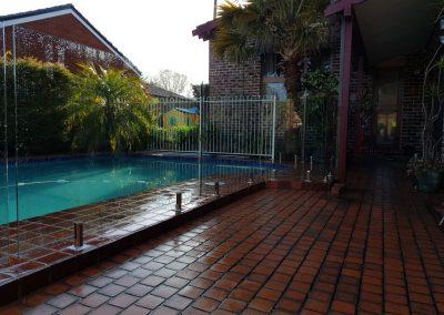 Glass Pool Fencing Sydney