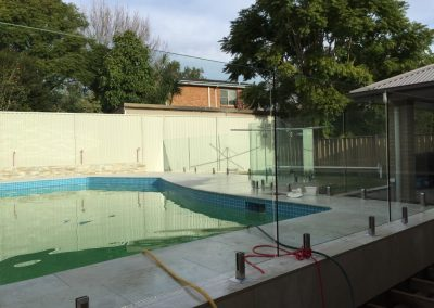 Install Glass Pool Fencing