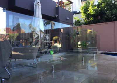 Contractor for Glass Fencing Sydney