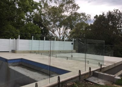 Glass Fencing Contractor