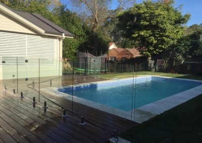 Glass Fencing Contractor Sydney